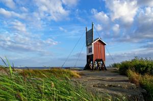 Kleine Hütte auf Vinga