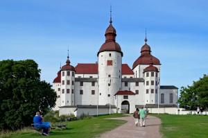 Ein schwedisches Barockschloss am Vänern