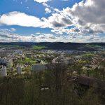 Jena-Lobeda fotografiert mit Brennweite 10 mm.