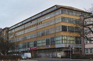 VEB Spinnereimaschinenbau, Chemnitz, Altchemnitzer Str. 27