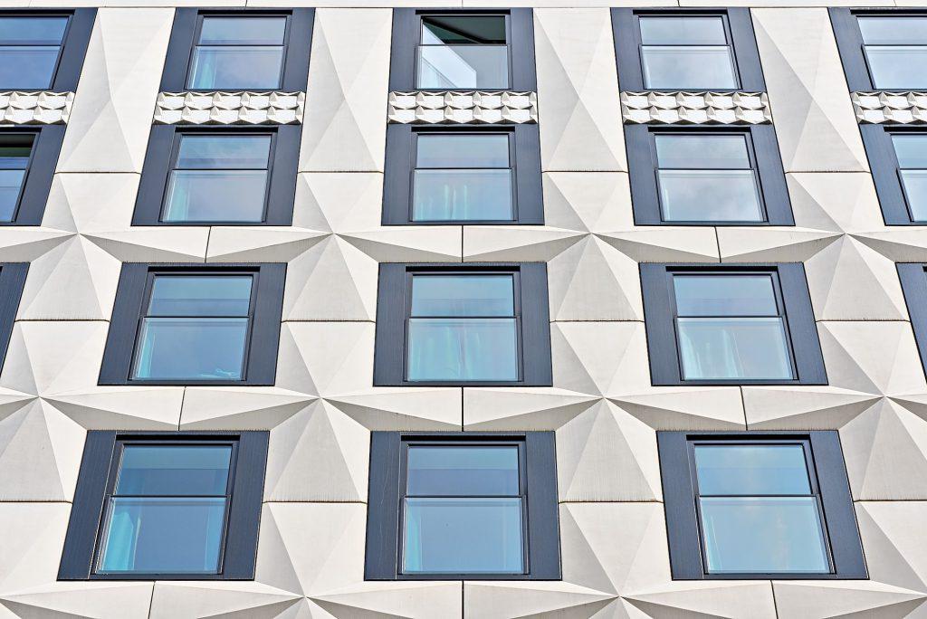 Fassade in Leipzig, Ritterstraße